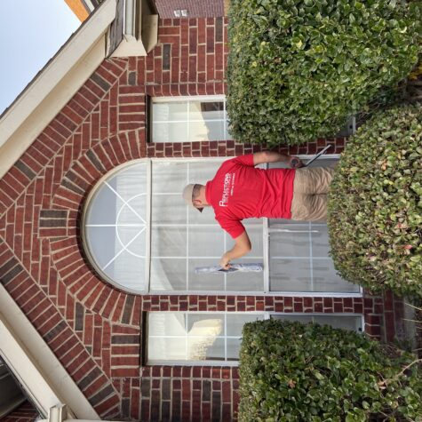 dallas window cleaning during