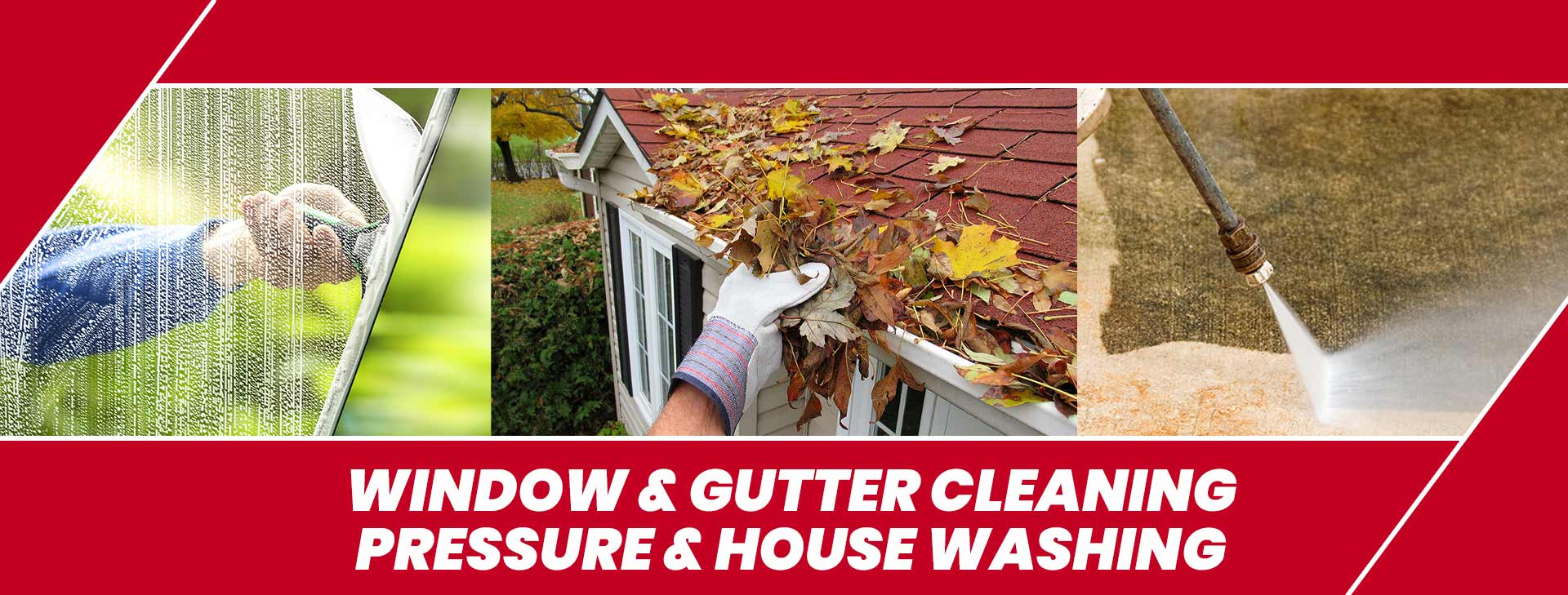 Dallas window and gutter cleaning