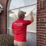 Dallas professional window cleaning
