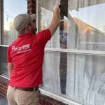 professional window cleaning company